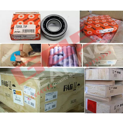 FAG 1311-K-TVH-C3 H311 Bearing Packaging picture