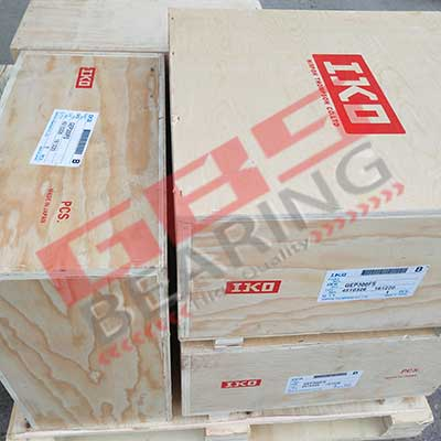 IKO BA610Z Bearing Packaging picture