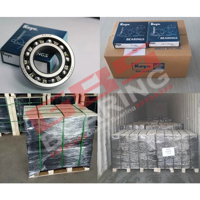 KOYO NF310 Bearing Packaging picture