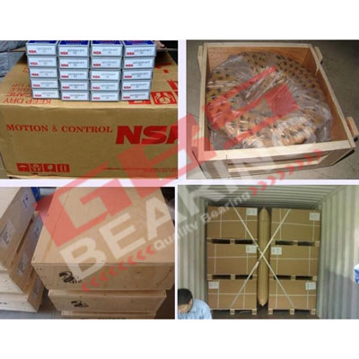NSK 6206 Bearing Packaging picture